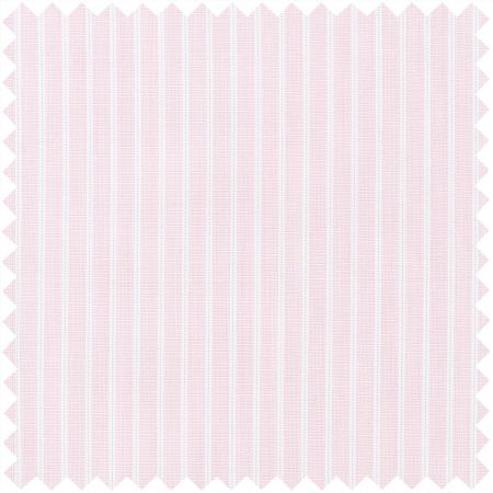Supraluxe in Pink and White Candy Stripe