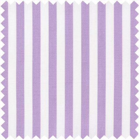 Supraluxe in Purple and White Stripe