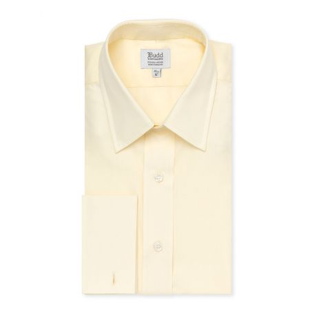 Poplin Shirt in Cream