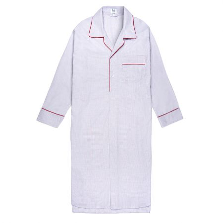 The 30th Anniversary Nightshirt in Royal Blue and Red