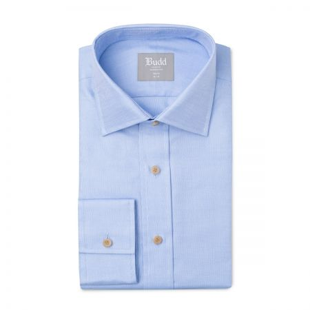 Slim Fit Oxford Shirt in Sky