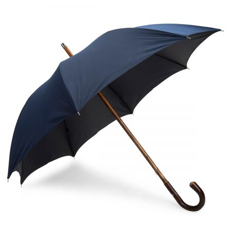 Policotone Umbrella in Navy