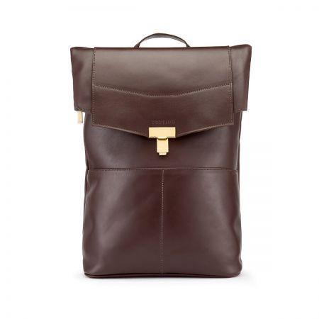 Tusting Gainsborough Backpack in Chocolate