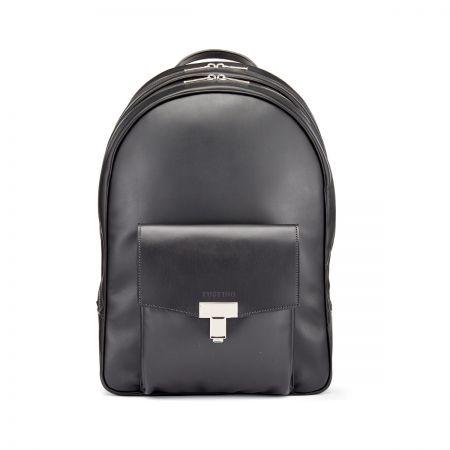 Tusting Seaton Backpack in Black
