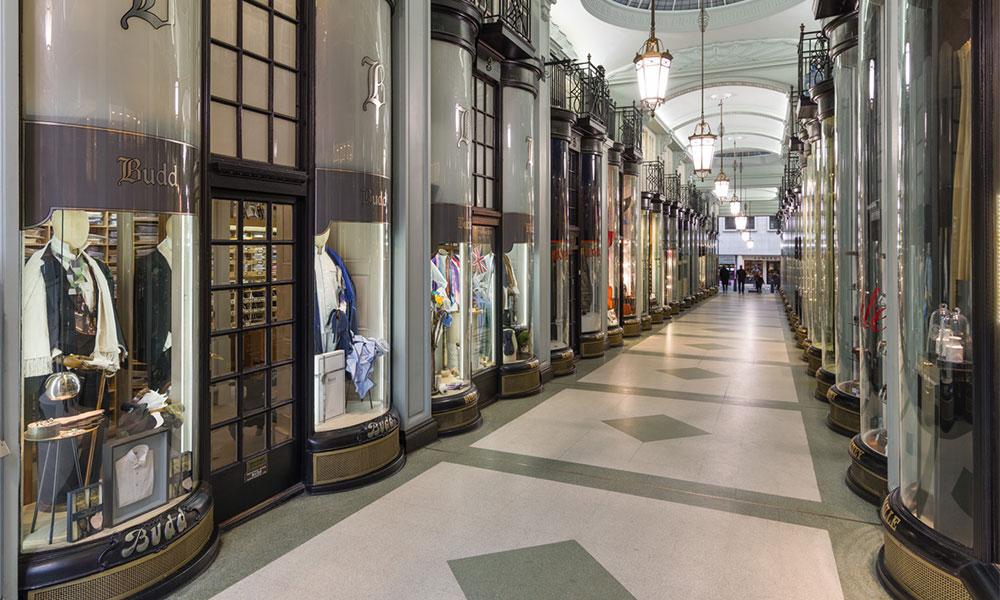 Budd Shop, 3 Piccadilly Arcade