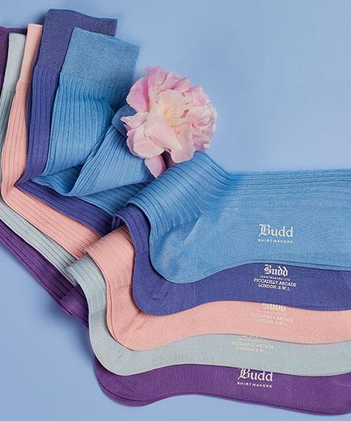 Budd Cotton Socks