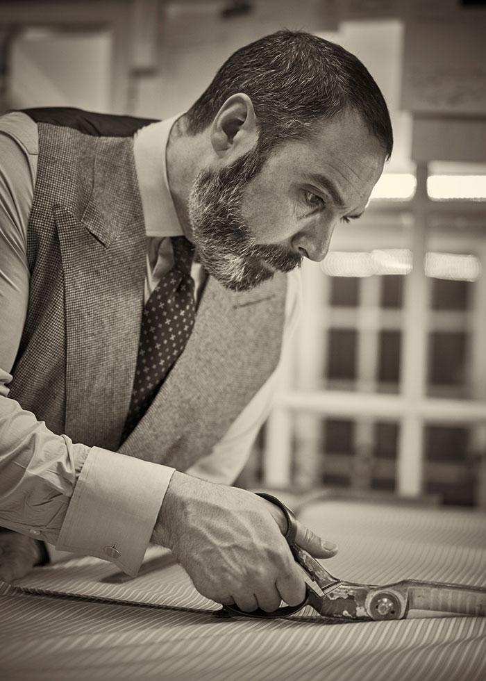 Darren Tiernan Senior Shirt Cutter