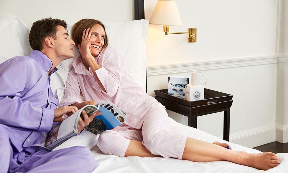 Budd Men's and Ladies Pyjamas