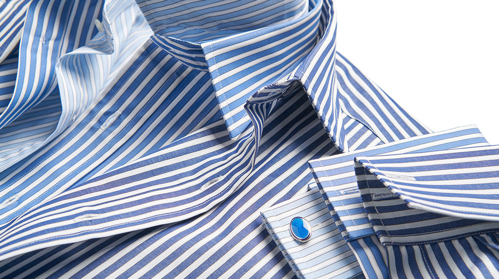 Exclusive Budd Stripe Shirts