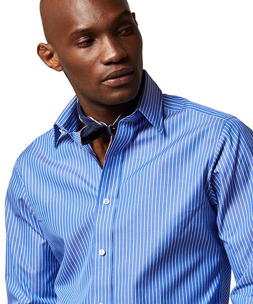 Budd Striped Shirts