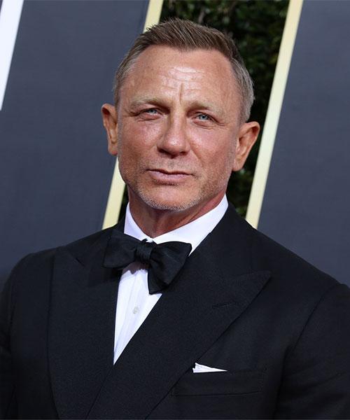 Daniel Craig wearing Budd