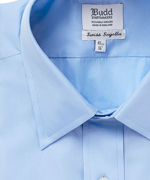 Swiss Soyella Shirt in Blue