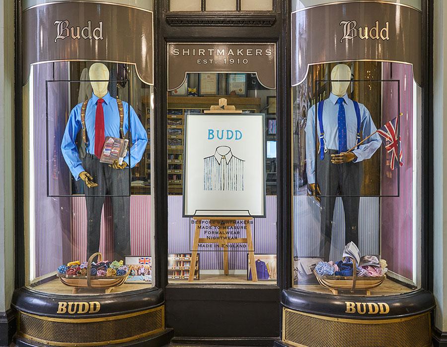 Budd, Piccadilly Arcade