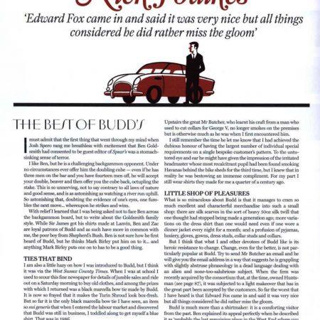 Spears Magazine - August 2013