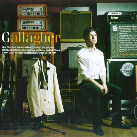 GQ, Man of the Year - December 2013
