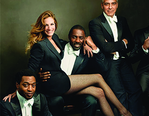 Vanity Fair Annual Hollywood Issue - April 2014