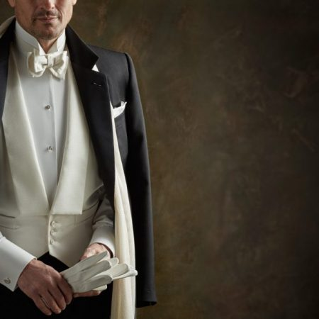 White Tie - An Elegant History