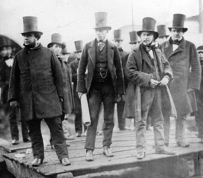 Royal Ascot Style Guide - Top Hats