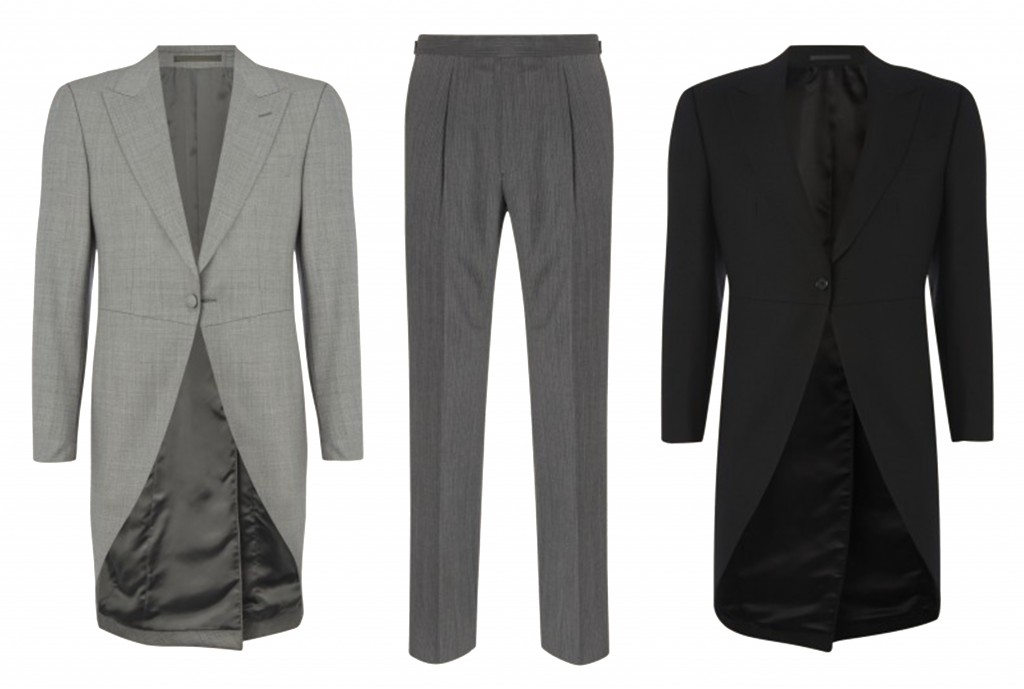 Royal Ascot Style Guide - Morning Suits