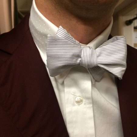 The History of the Bow Tie