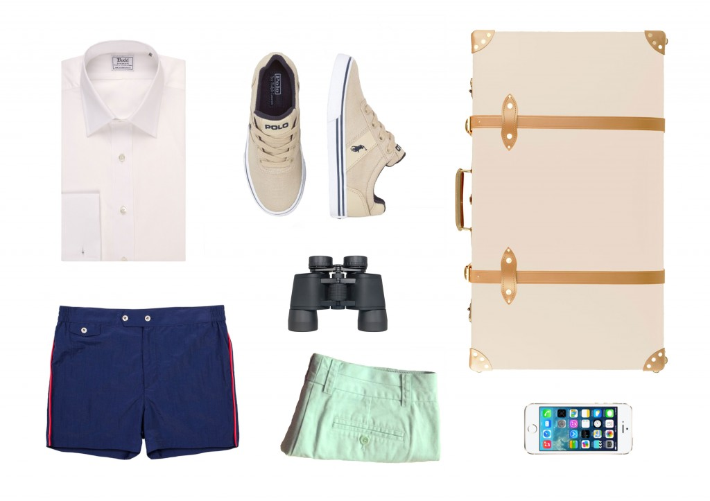 The 5 essentials you can't pack without