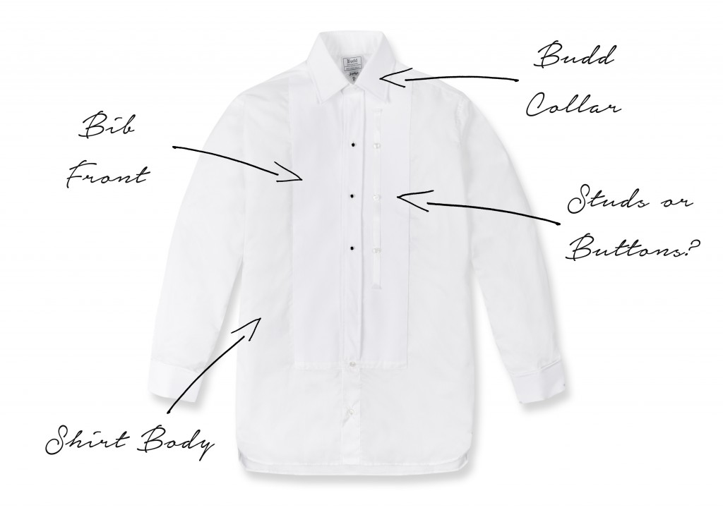 The Anatomy of a Budd Dress Shirt / Budd Shirtmakers blog
