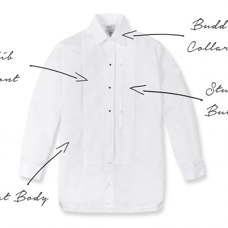 The Anatomy of a Budd Dress Shirt