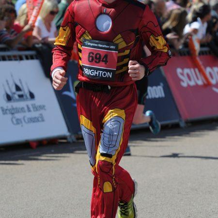 Budd Shirtmaker's Ironman