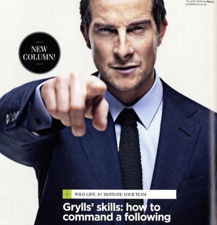 GQ Magazine - May 2015