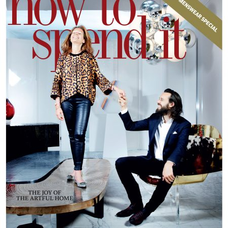 How To Spend It - October 2015