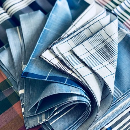 Perfect Pocket Squares by Simon Crompton