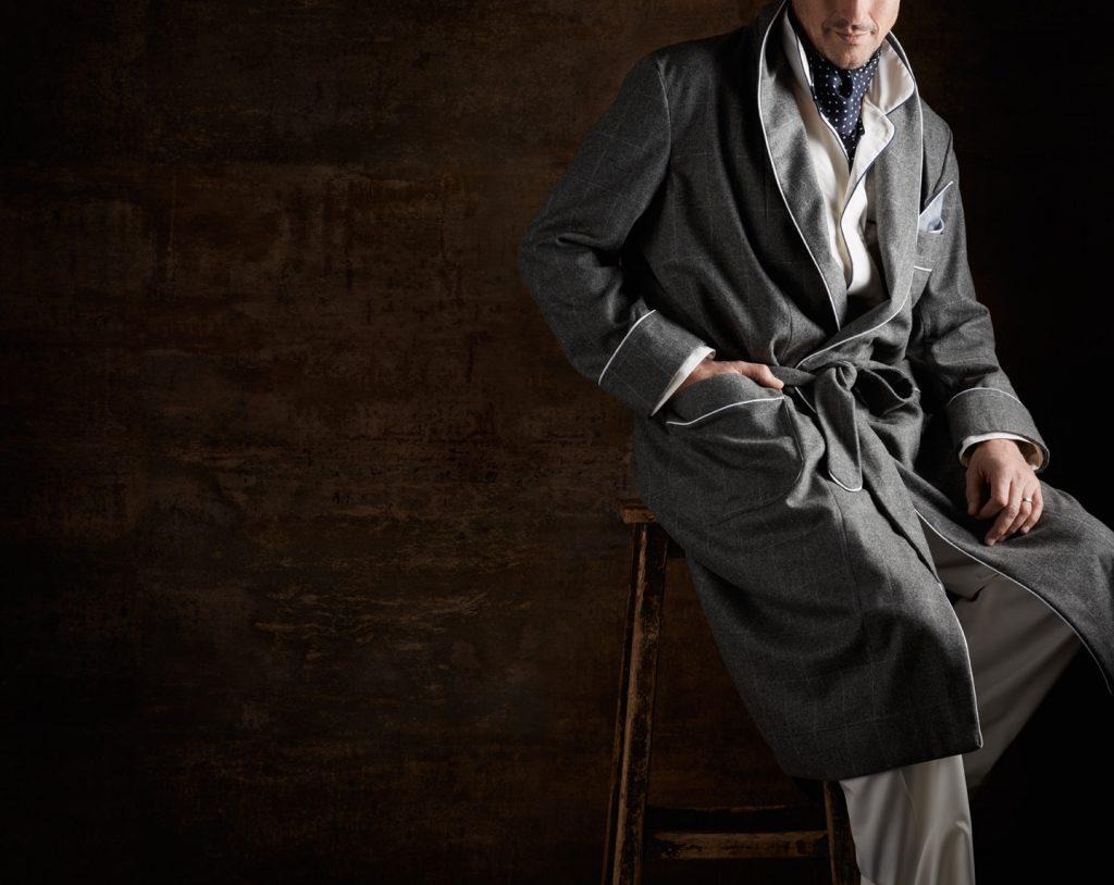 Made To Measure Dressing Gowns / Budd Shirtmakers blog