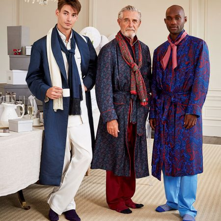 Made To Measure Dressing Gowns