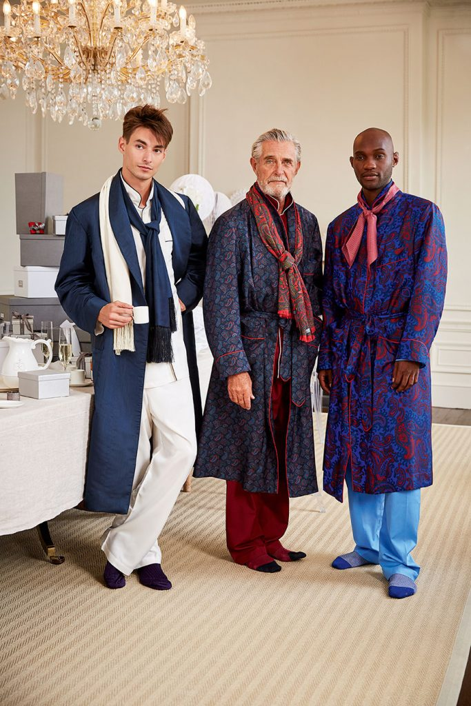 Made To Measure Dressing Gowns Off The Cuff The Budd Blog