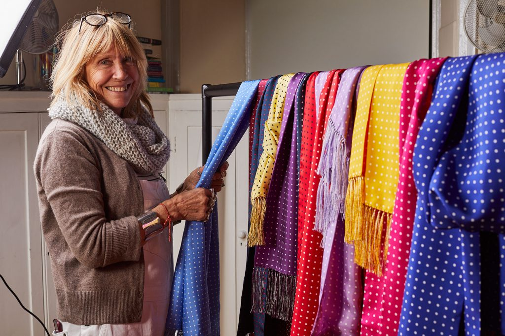 Meet Fanny Ward, Creative Director at Budd