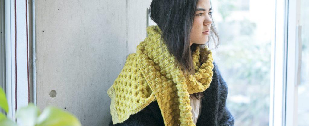 hikaru noguchi scarf