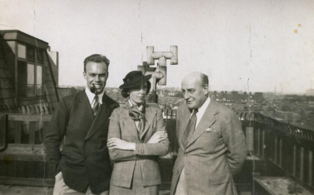 Harold Budd and Family