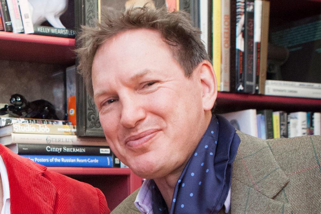 Stephen Murphy, Budd Chairman