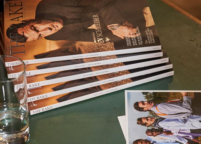 The Rake Magazines
