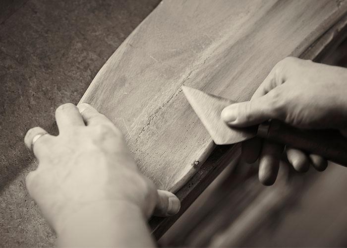 Budd Bespoke Sharpening Stone