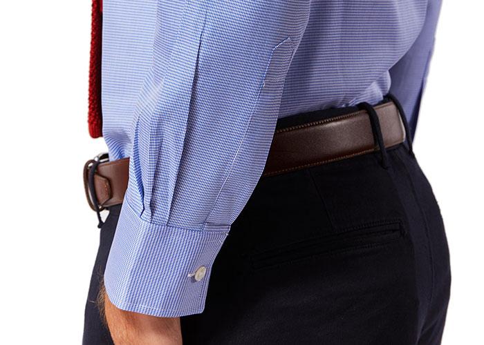 Budd's Button Cuff Shirts