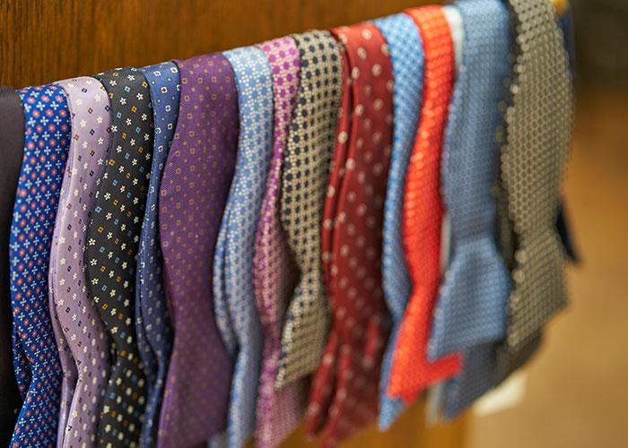 Budd Silk Bow Ties