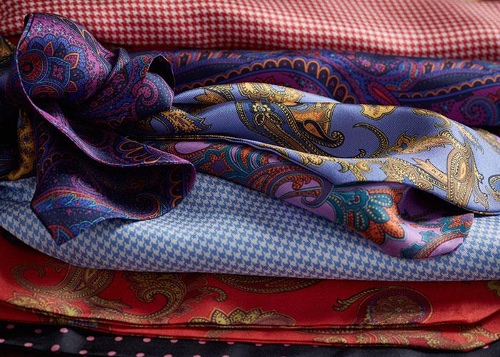 Budd Silk Cravats