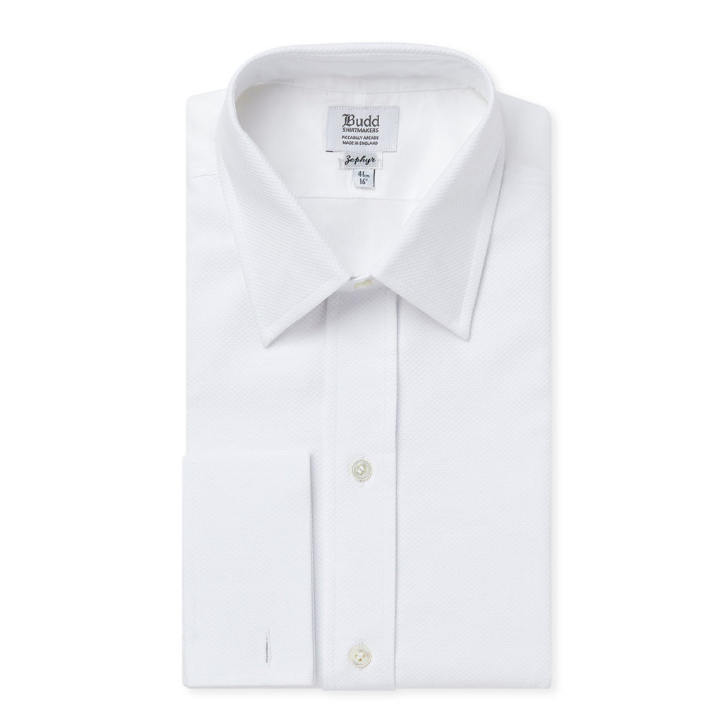 White Marcella Dress Shirt