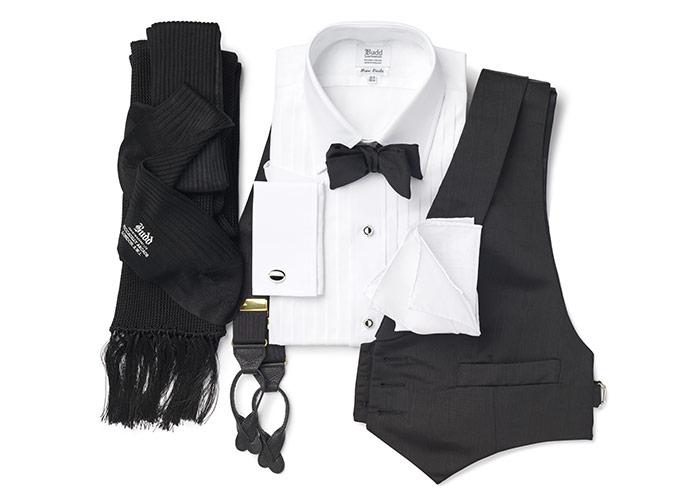 Budd Black Tie
