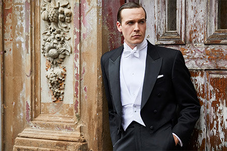 How To Wear White Tie