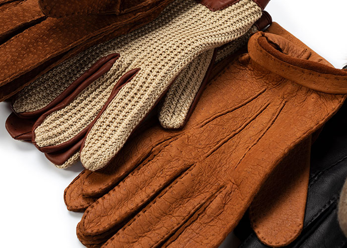 Budd Leather Gloves