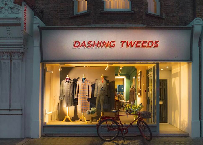 Dashing Tweeds Chiltern Street