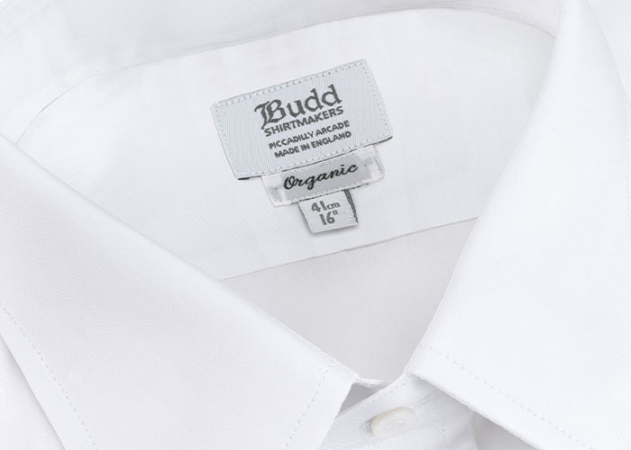 Budd Swiss Organic Cotton Shirt