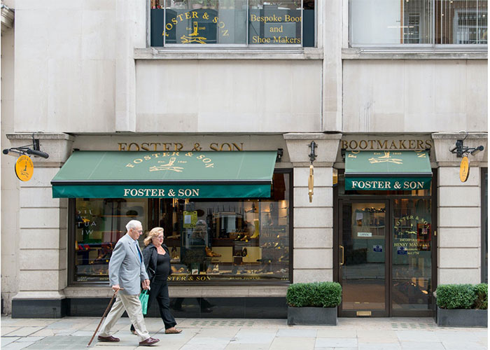 Foster and Son London